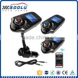 Universal Car Bluetooth V3.0 EDR MP3 Player Charger Adapter