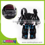 New design bettery operated plastic intelligent robot toys for adults