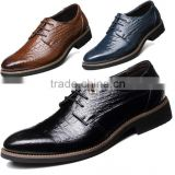 zm11660a 2018 Fashion new rubber sole leather dress shoes for men