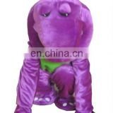 TF-1010-1 barney the dinosaur mascot costumes for adults