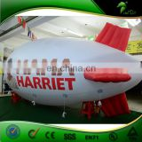 Custom Inflatable RC Inflatable Airship With Logo Printing Advertisement Helium PVC Blimps/Airship
