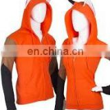 oem hoodies - orange and blackHoodie / Sweatshirt Manufacturer Make Your Own Designed From