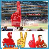Ad Products Personalized Foam Cheer Gloves Hand for Competition