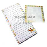 customize magnetic memo pad