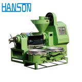 Castor oil press machine oil extraction refinery production line