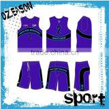 2016 Cheap Custom Basketball Jersey,Wholesale Youth Sublimation Reversible Basketball Uniforms