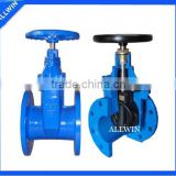 Cast Iron Resilient Wedge Gate Valve