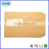 brown C4 window envelope
