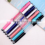 Hot selling crystal bling unique Stylus Pen
