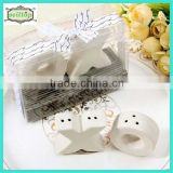 Cheaper ceramic salt and pepper shaker wedding favors                                                                         Quality Choice