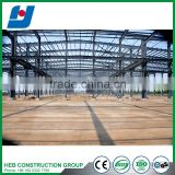 Peb Steel Structure For Prefabricated Portable Garage