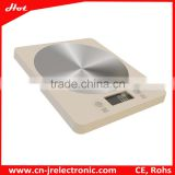 5kg CD like white household scales food measuring Electronic digital weighing Kitchen Scale for USA market