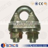 china hardware din1142 wire rope clip