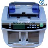 CHF (Switzerland Franc) mixed value counting Currency Counter / Money Counting Machine/ Banknote Discriminator/ Cash Counter
