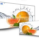 TFT type and indoor application video wall screen Samsung/LG LCD wall for indoor/outdoor