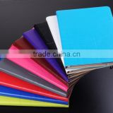 Colorful trifold Premium PU Leather Case for Apple iPad air with Bright British style