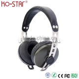 Latest custom design Stylish headset high performance headsets with detachable PC microphone