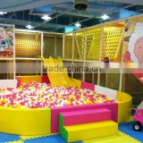 wholesale China factory colorful Indoor playground ball pool