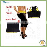 Full Body Slimming Shaper 3 Pc Set Shaping Neotex Trimmer for Weight Loss