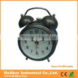 metal twin bell alarm clock with special color of body                                                                         Quality Choice
