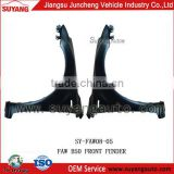 Hot sale JUNCHENG FAW B50 front fender taiwan used auto parts