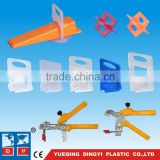 CE approval top quality tile leveling spacer wedge knauf levelling system                                                                         Quality Choice