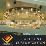 modern indoor flush mount crystal ceiling light fixture for dining room                                                                         Quality Choice                                                                     Supplier's Choice