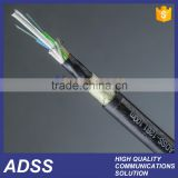 12 core HUIYUAN 5KN RTS adss cable