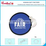 New Wedding Gifts Nylon Hand Fan/Folding Fan nylon foldable hand fans                                                                         Quality Choice