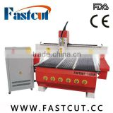 China jinan ATC New prduct pneumatic Three tool changer wood MDF PVC Plastic matel manufacturing cnc router engraver
