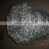 wholesale barbed wire coil, barbed wire fence