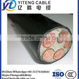 Produce 0.6/1KV power cable for construction electrical power cable 25mm 70mm2