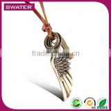 Hot Selling Product 2015-2016 Feather Fairy Tail Necklace