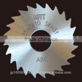 INquiry about Cutter blade Japanese brand MRT