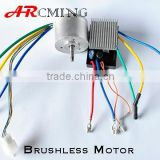 permanent magnet brushless DC motor for Refrigeratory