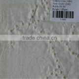 21*21 pure linen embroidery fabric