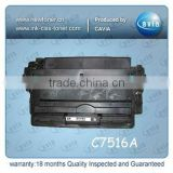 Laser Toner Cartridge wholesale C7516A compatible for hp laserjet 5200