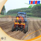 Diesel engine tractor pulled cassava combine planter/cassava mini planter for small farm
