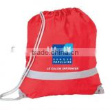 Nylon Drawstring bag,Nylon sport backpack Football Basketball