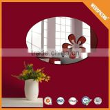 Certificated home decor acrylic mirror wall sticker