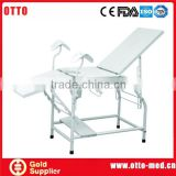 Gynaecology examination table patient examination bed