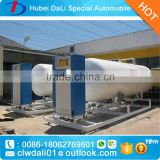 5MT Cooking gas deport plant surface tank LPG dispensing plant
