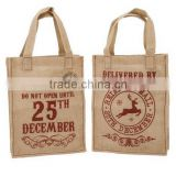 promotional tote bag for shopping in cotton canvas or jute                                                                                                         Supplier's Choice