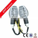 Easy install 2W 12V LED Yellow light Waterproof Motorcycle fog lights Turn Signal Lights