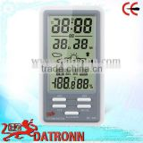 Digital alarm thermometer hygrometer with lcd display industrial /hygro-thermometer/ digital temperature indicators DC801