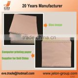 100% wood pulp carbonless paper 50gsm with Removable 0.5 Inch Margins