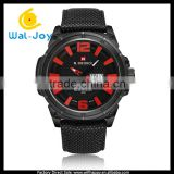 WJ-4798 Naviforce nylon strap japan mov't stainless steel back checp price man hand watch