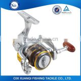 Mini in Palm bearingSpinning Reel 5.5:1 Ratio Nylon 66 Mini Ice Fishing, Rock & Lure Fishing Tackle