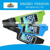 Sports, Running and Fitness Expandable Weather Resistant Window Screen Cellphone Waist Pack Belt
