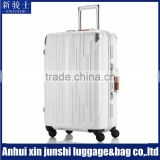 PC Waterproof Leaves King Trolley Travel Bag Travel Luggage With Combination Lock